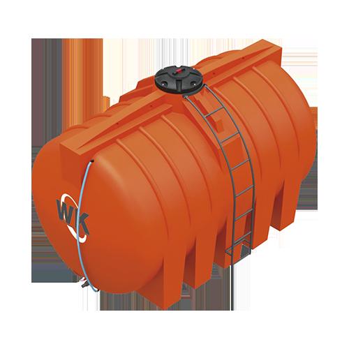 Utilidade do tanque para transporte de líquidos