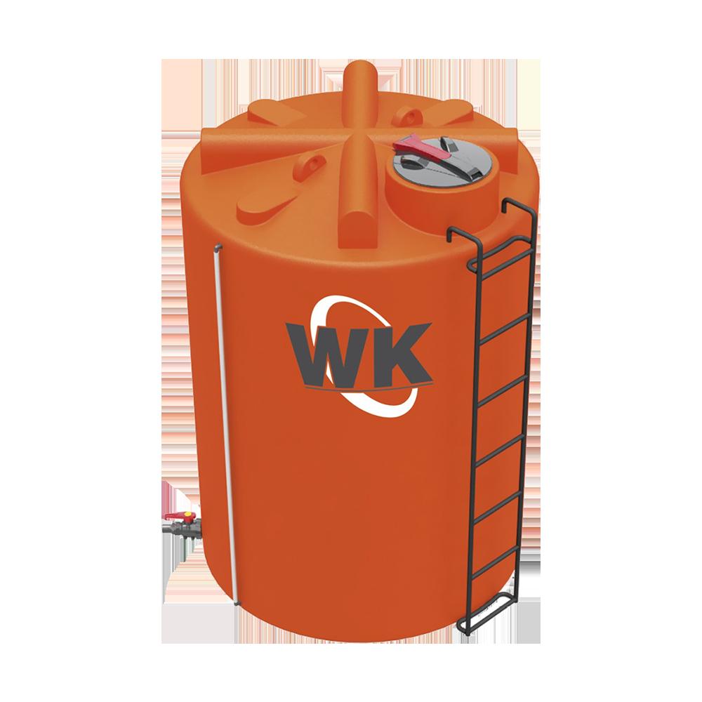 Praticidade dos tanques para armazenamento de água